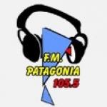 Logo da emissora Radio Patagonia 105.5 FM