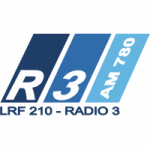 Logo da emissora Radio 3 780 AM