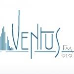 Logo da emissora Radio Ventus 91.9 FM