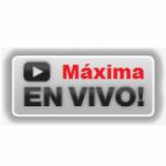 Logo da emissora Radio Máxima 89.9 FM