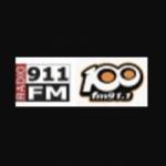 Logo da emissora Radio LRI911 91.1 FM
