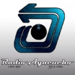 Logo da emissora Radio Ayacucho 99.3 FM
