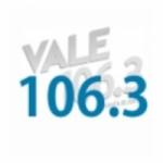 Logo da emissora Radio Vale 106.3 FM