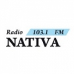 Logo da emissora Radio Nativa 103.1 FM