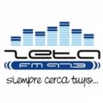 Logo da emissora Radio Zeta 97.3 FM