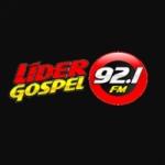 Logo da emissora Rádio Líder Gospel 92.1 FM