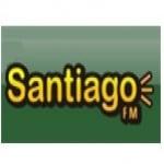 Logo da emissora Rádio Santiago 87.9 FM