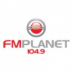 Logo da emissora Radio Planet 104.9 FM