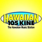 Logo da emissora KINE 105 FM CSN