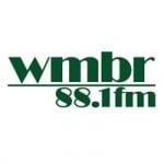 Logo da emissora Radio WMBR 88.1 FM