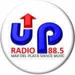 Logo da emissora Radio UP 88.5 FM