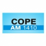 Logo da emissora Radio Cope 1410 AM