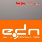 Logo da emissora Radio Del Norte 96.7 FM