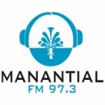 Logo da emissora Radio Manantial 97.3 FM
