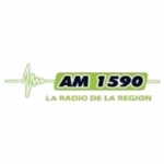 Logo da emissora Radio Dolores 1590 AM