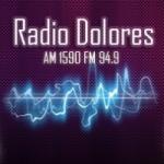 Logo da emissora Radio Dolores 1590 AM