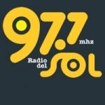 Logo da emissora Radio Del Sol 97.7 FM