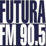 Logo da emissora Radio Futura 90.5 FM