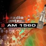 Logo da emissora Radio Antena 1560 AM