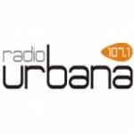 Logo da emissora Radio Urbana 107.1 FM
