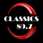 Logo da emissora Radio Classics 89.7 FM