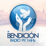 Logo da emissora Radio Bendicion 99.1 FM