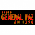 Logo da emissora Radio General Paz 1390 AM