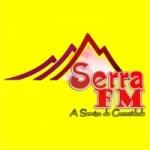 Logo da emissora Rádio Serra 87.9 FM