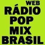 Logo da emissora Rádio Pop Mix
