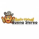 Logo da emissora Radio Virtual Buena Stereo