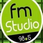 Logo da emissora Radio Studio 98.5 FM