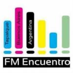 Logo da emissora Radio Encuentro 97.5 FM