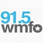 Logo da emissora Radio WMFO 91.5 FM