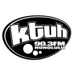Logo da emissora Radio KTUH 90.3 FM