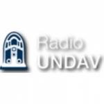 Logo da emissora Radio UNDAV 90.3 FM