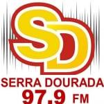 Logo da emissora Rede Serra Dourada 97.9 FM