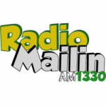 Logo da emissora Radio Mailin 1330 AM