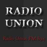 Logo da emissora Radio Unión 89.5 FM