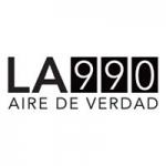 Logo da emissora Radio Splendid 990 AM