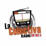 Logo da emissora Radio La Colectiva 102.5 FM