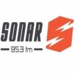 Logo da emissora Radio Sonar 95.3 FM