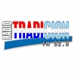Logo da emissora Radio Tradición 92.9 FM