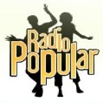 Logo da emissora Radio Popular 97.7 FM