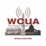 Logo da emissora WCUA 97.5 FM
