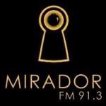 Logo da emissora Radio Mirador 91.3 FM