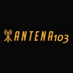 Logo da emissora Radio Antena 103.5 FM