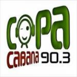 Logo da emissora Radio Copa Cabana 90.3 FM