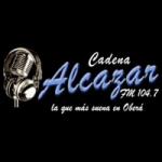 Logo da emissora Radio Cadena Alcazar 104.7 FM
