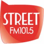 Logo da emissora Radio Street 101.5 FM