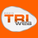 Logo da emissora Rádio Tri Web
